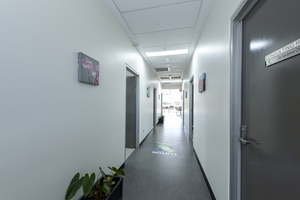 Clifton Medical Practice Hallway